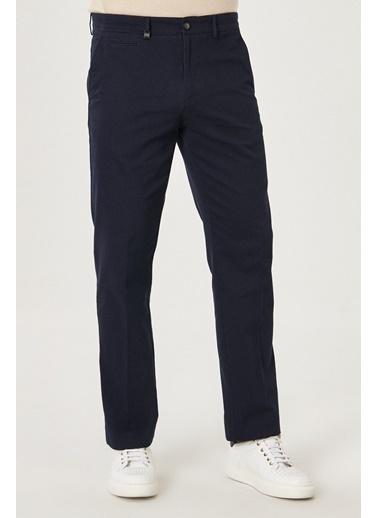 Beymen Business 4B0120100067 Siyah Regular Fit Pantolon  Lacivert